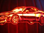 Create your own Hellcat jack-o-lantern with We R Mopar's clever cutout