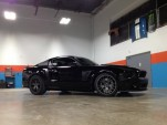 Custom 2013 Ford Shelby GT500 to be awarded in the Hagerty Fantasy Bid drawing - image: Speed
