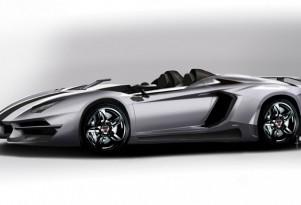 Custom Lamborghini Aventador J envisioned by British tuner Prindiville