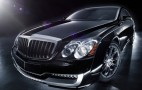 Xenatec Provides More Details On Custom Maybach Coupe