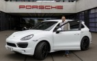 500,000th Porsche Cayenne Built In Leipzig