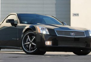 D3 boosts Cadillac XLR-V output to more than 600hp