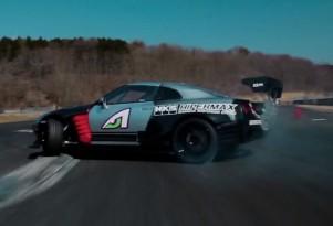 Daigo Saito's 1,000-hp HKS R35 Nissan GT-R for the 2015 Formula D season