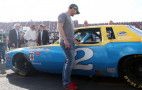 Dale Earnhardt Jr. receives fitting NASCAR retirement present