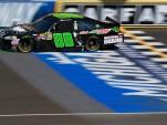 Dale Earnhardt Jr tests at Michigan International Speedway - NASCAR photo