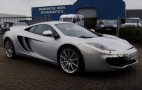 Would You Buy This Crashed McLaren MP4-12C?