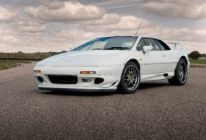 Dany Bahar's former Lotus Esprit - image courtesy of Lotus Enthusiast
