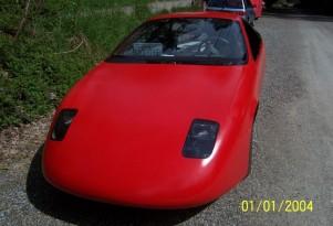 The Dolphin: Super Aerodynamic Homebuilt Electric Car