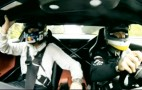 Rosberg Gives Coulthard A Scare At The Nurburgring In SLS AMG: Video