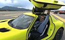 David Coulthard tests the Mercedes-Benz SLS AMG E-Cell prototype