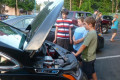 David Edwards' Chevy Bolt EV draws a crowd while charging
