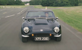 David Green explores some TVR history