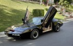 David Hasselhoff's Personal Knight Rider KITT Pontiac Firebird Up For Auction