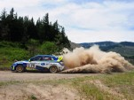 David Higgins returns to Subaru Rally Team USA to defend his 2011 championship.