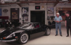 David Lee and his controversial Dino visit Jay Leno's Garage