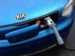 DC fast charging 2015 Kia Soul EV