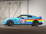 DeadMau5 Nissan GT-R