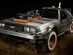 DeLorean DMC-12 time machine from Back to the Future