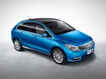 Daimler, BYD's Denza Brand Reveals First Electric Car In China