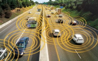 Vehicle-to-vehicle communication may finally be mandatory on new cars
