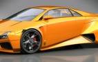 Design: Lamborghini Embolado concept