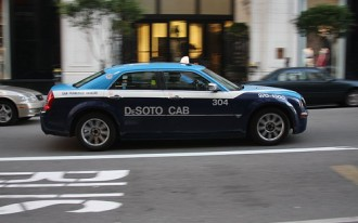 With Chrysler Bankrupt, What Will DeSoto Cab Do Now?