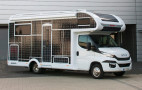 Dethleffs solar-assisted electric motorhome concept unveiled