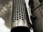 diesel exhaust pipe