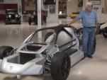 Divergent Blade at Jay Leno's Garage