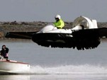 DIY Hoverwing. Image via The Nelson Mail.