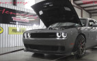 Watch a 1,000-horsepower Dodge Hellcat put down power on the dyno