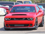 Dodge Challenger SRT Hellcat with Demon powertrain spy shots - Image via S. Baldauf/SB-Medien