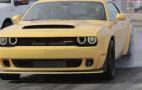 Hennessey puts the 2018 Dodge Challenger SRT Demon through dragstrip, dyno, and top-speed tests