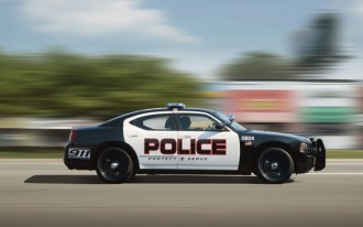 Traffic Fatalities Up For Police Officers, Down For Everyone Else