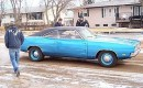 Stolen 1969 Dodge Charger