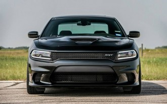 2011-2016 Dodge Charger Recalled To Keep It From Slipping Off Jacks: 441,000 Affected