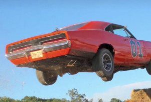 Crown Victoria-based Dodge Charger General Lee