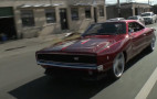 Custom 1968 Dodge Charger RTR visits Jay Leno's Garage from Sweden