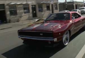 1969 Dodge Charger RTR on Jay Leno's Garage
