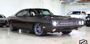 1970 Dodge Charger Tantrum resto mod for sale