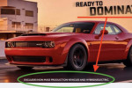 Dodge promotes electric cars–in ad for Demon