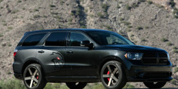 Dodge Durango Hellcat by Plum Floored Creations