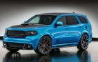 Dodge Durango SRT concept, Fisker EMotion, McLaren P14 spy shots: Car News Headlines