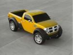 Dodge M80 Concept front - courtesy of Chrysler Media