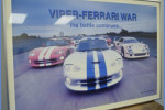 Dodge Viper memorabilia from Conner Avenue plant up for sale