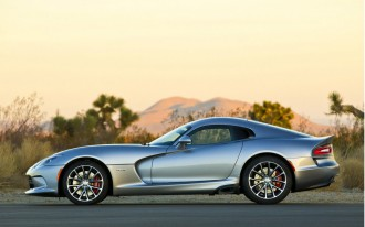 2013-14 Dodge Viper Recalled For Defective Door Handles