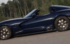 Dodge didn't build a Viper Targa, so one company did it for them