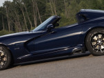 Dodge didn't build a Viper Targa, so one company did it for them