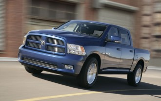 2009 Dodge Ram: First Drive