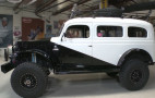 1942 Dodge Carryall restomod stops in at Jay Leno's Garage